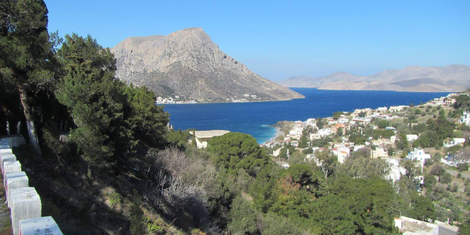 The most famous scenery of Kalymnos Island!